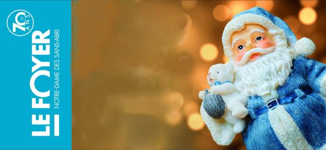 Pour un Noël écologique et solidaire « Grande vente de jouets de Noël »