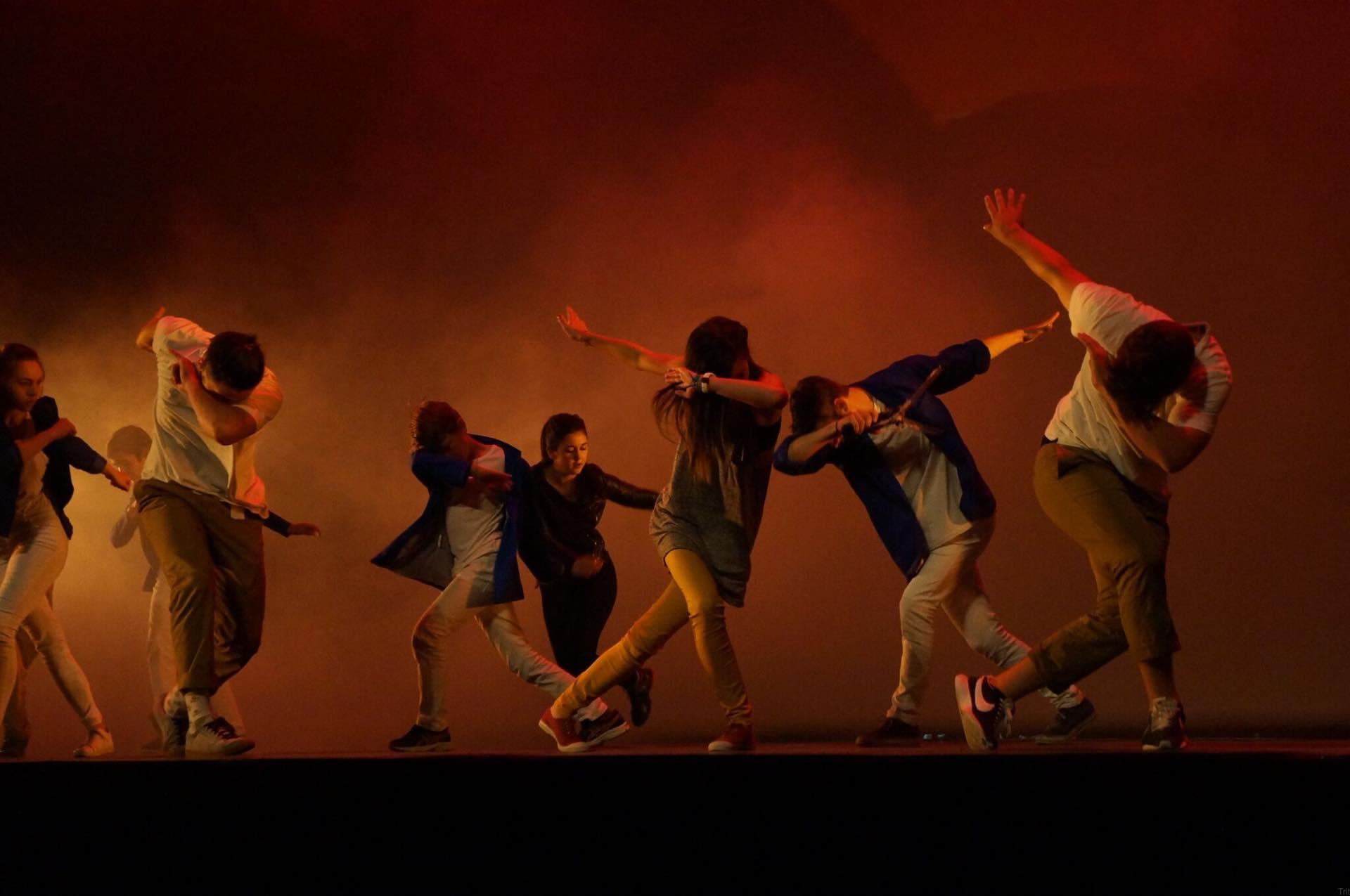 Vous avez entre 11 et 17 ans, participez à un stage de danse !