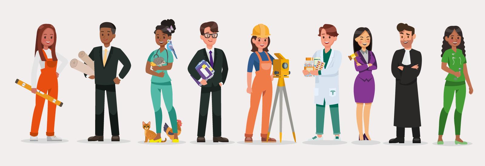 <b>Aidez les jeunes de l'accompagnement à la scolarité à découvrir les métiers</b>