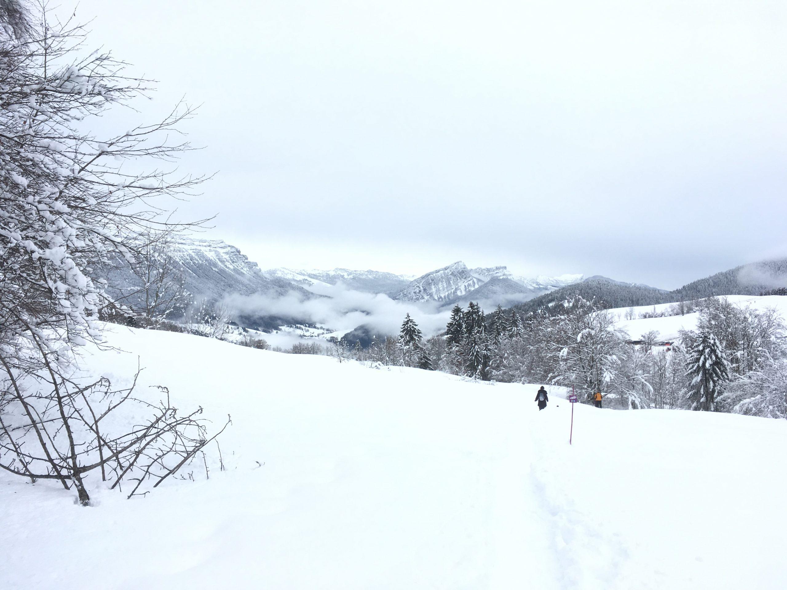 Une sortie familiale à la découverte de la montagne, samedi 20 février
