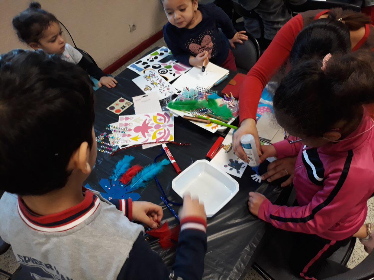 Partagez avec votre ou vos enfant(s) un moment unique autour de la créativité